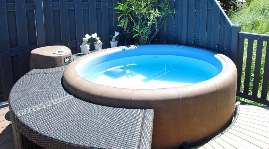 Unser toller Whirl-Pool