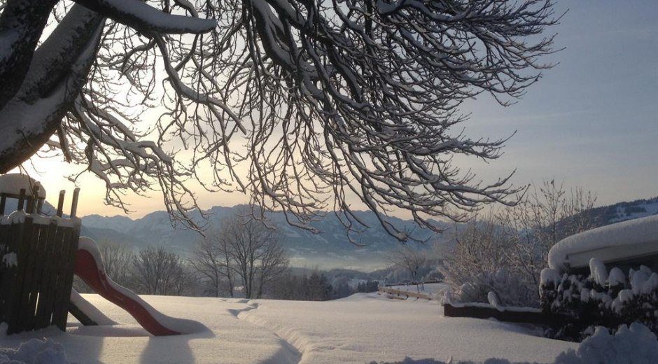 Winter in Akams