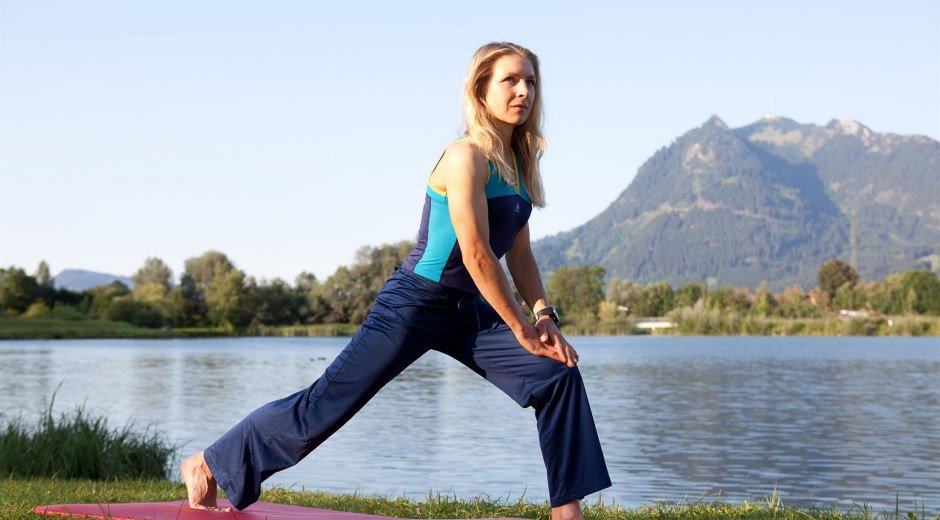 Personaltrainerin individuelle Programme